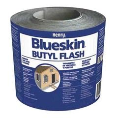 "Henry Company 9"" x 75' Blueskin® Butyl Flash Self-Adhered Flashing"