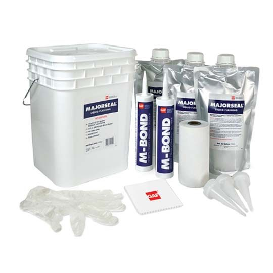 GAF MajorSeal™ Liquid Flashing - Kit