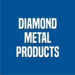 "Diamond Metal Products 24 Gauge x 21"" Galvalume Coil Steelscape"