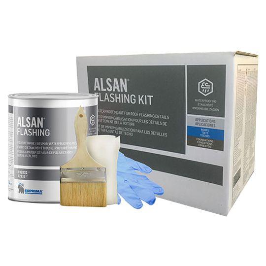 Soprema ALSAN® Flashing Kit