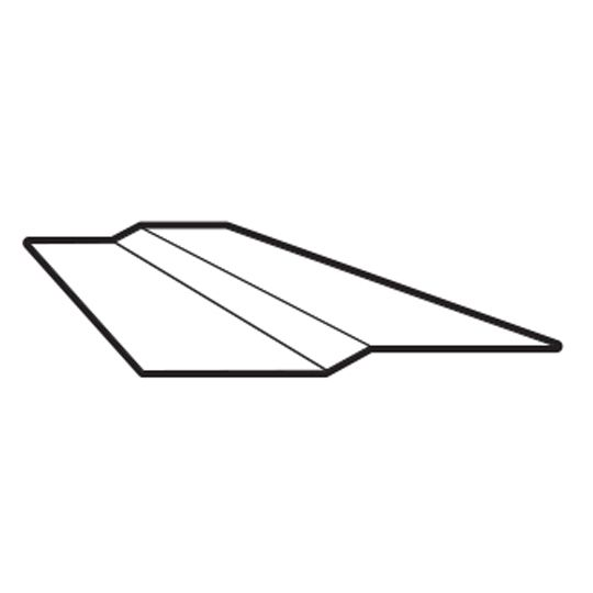 American Building Components (CF-120) Offset Cleat