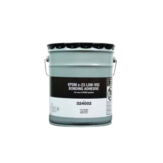 Versico EPDM x-23 Low-VOC Bonding Adhesive - 5 Gallon Pail Yellow