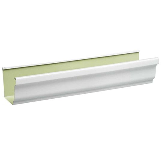 "Mastic 27 mil x 5"" Seamless Gutter - Sold per Lin. Ft. Sandtone"