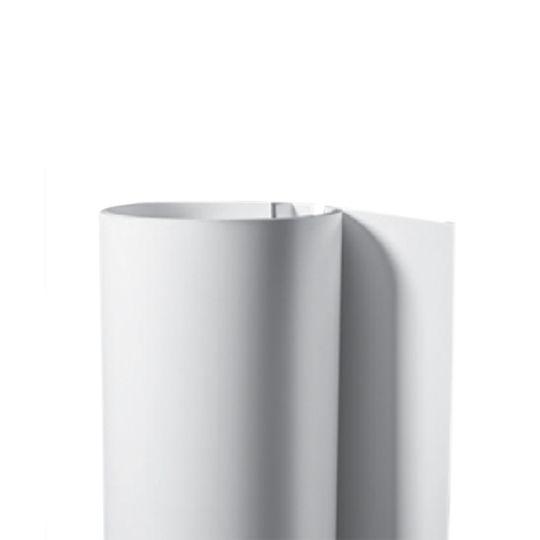 """Englert .032"""" x 11-3/4"""" Aluminum Gutter Coil - Sold per Lin. Ft. Dark Green/Red"""