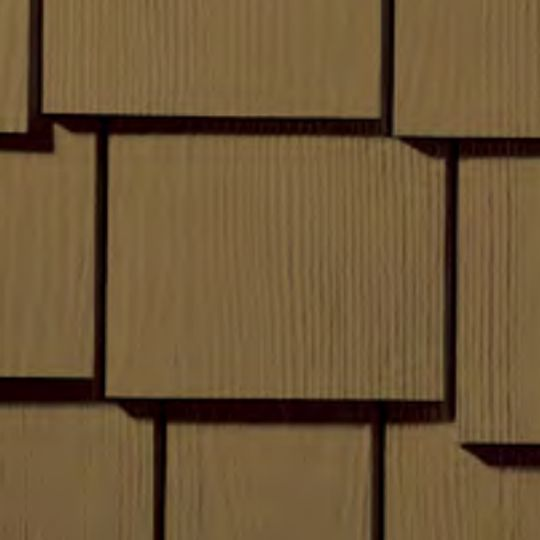 "James Hardie 1/4"" x 15.25"" x 48"" HardieShingle® Staggered Edge Panel for HardieZone® 5 Boothbay Blue"