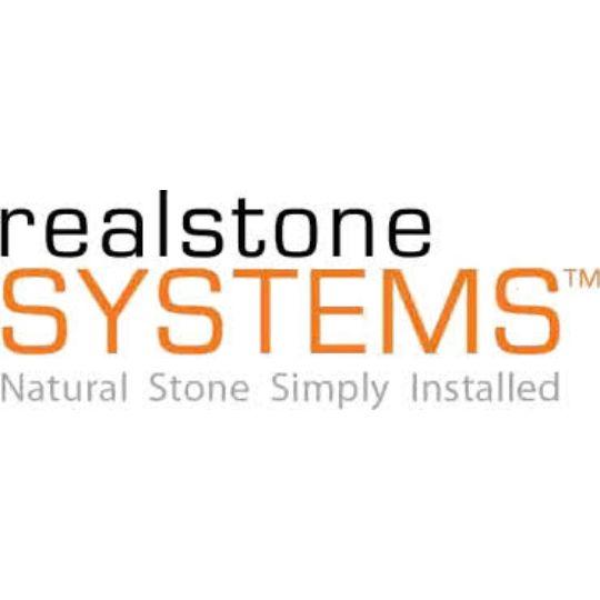 Realstone Systems Shadowstone Corner - Box of 6 Silver Alabaster