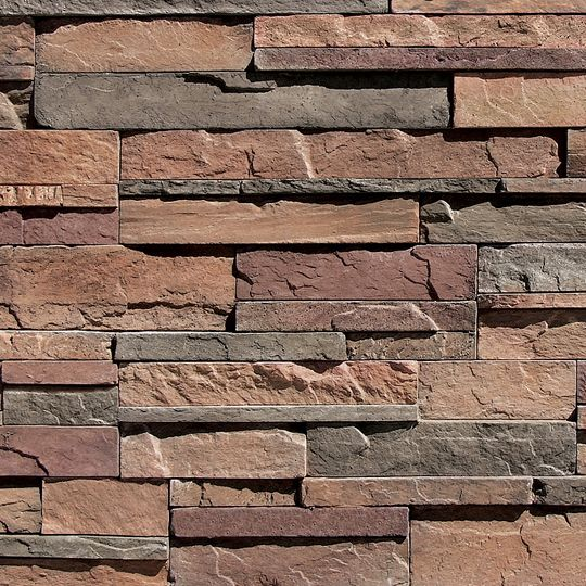 Coronado Stone Pro-Ledge® - 12 Lin. Ft. Dura-Pak Corners Black Forest
