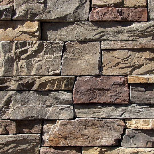 Coronado Stone Old World Ledge - 15 Lin. Ft. Dura-Pak Corners Grey Quartzite