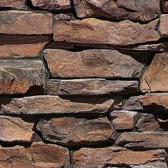 Coronado Stone Rocky Mountain Ledge - 100 Sq. Ft. Big Box Flats