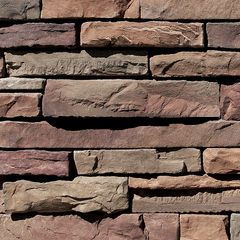 Coronado Stone Idaho Drystack - 100 Lineal Foot Big Box Corners
