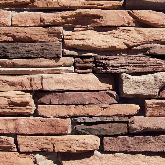 Coronado Stone Eastern Mountain Ledge® - 100 Lin. Ft. Big Box Corners Chablis