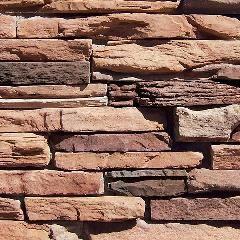 Coronado Stone Eastern Mountain Ledge® - 100 Lin. Ft. Big Box Corners
