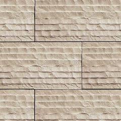 "Coronado Stone 4"" x 2' Chiseled Limestone Corner - Sold Individually"