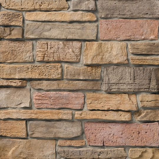 Boral ProStone® Aged Ledgestone Handipack Flat Mountain Majesty