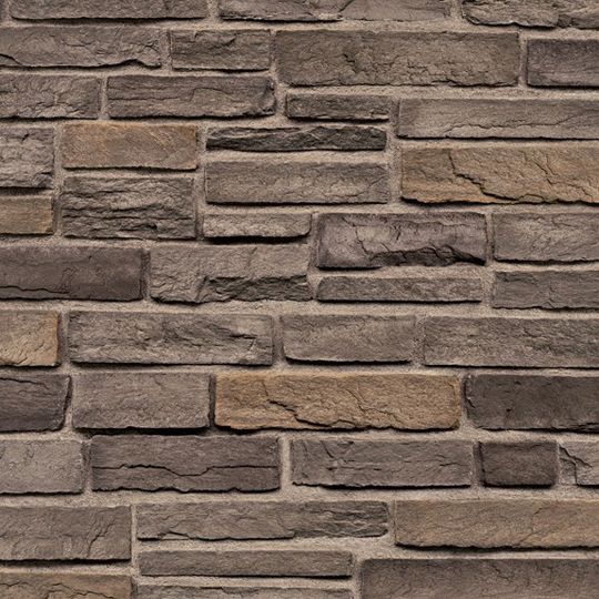 Boral ProStone® Ledgestone Handipack Flat Stone Red
