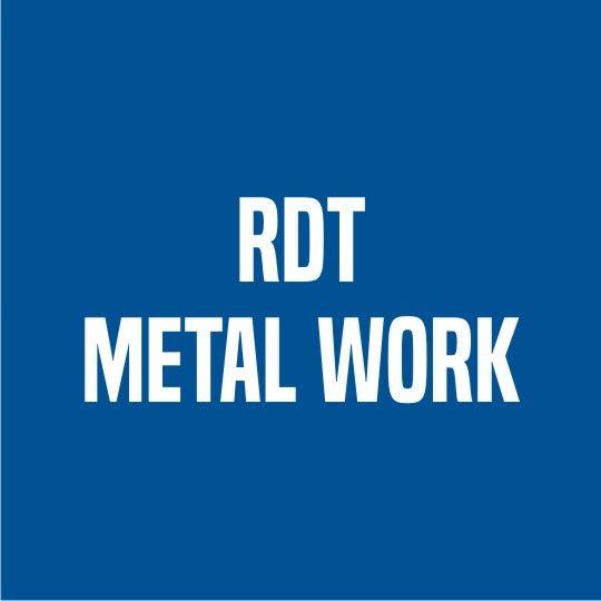 "RDT Metal Work 29 Gauge 24"" Corrugated Panel Galval"