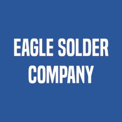 Eagle Solder Company Solder Metric 50/50 Small Bar - 50 Lb. Box