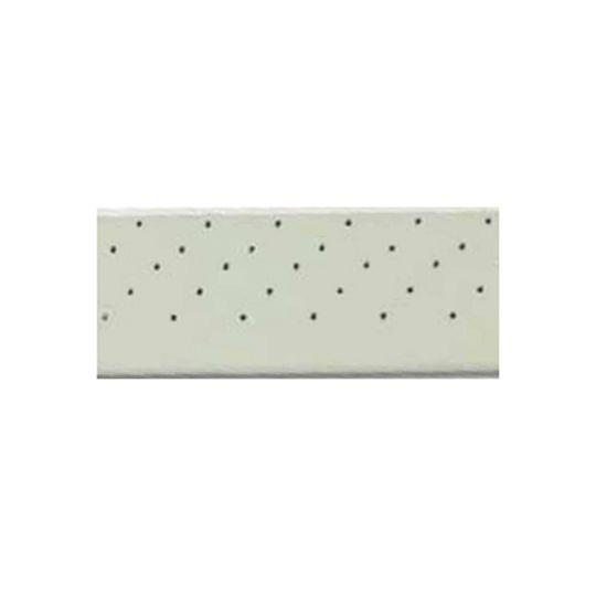 """James Hardie 1/4"""" x 24"""" x 8' HardieSoffit® Vented Smooth Panel for HardieZone® 10 Primed"""