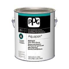 PPG Industries (97-137) AQUAPON® High Build Semi-Gloss...