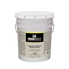 PPG Industries (4-503) Perma-Crete® Concrete & Stucco Primer - 5...