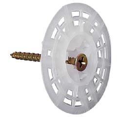"""Wind-Lock #7 x 1-5/8"""" Wind-Devil® 2 Assembled Wood/Lite Metal Zinc..."""