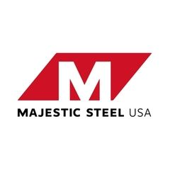 Majestic Steel Service 16 Oz. 4' x 10' Flat Copper Sheet
