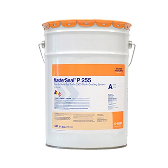 BASF MasterSeal® P 255 2-Part Primer Kit - 3.4 Gallon Pail