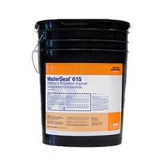 BASF MasterSeal® 615 Cold-Applied Water-Based Coating - 5 Gallon Pail