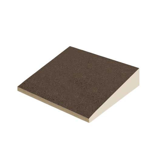 """CertainTeed Roofing 0.5""""-2.5"""" x 4' x 4' Tapered FlintBoard™ ISO-T"""