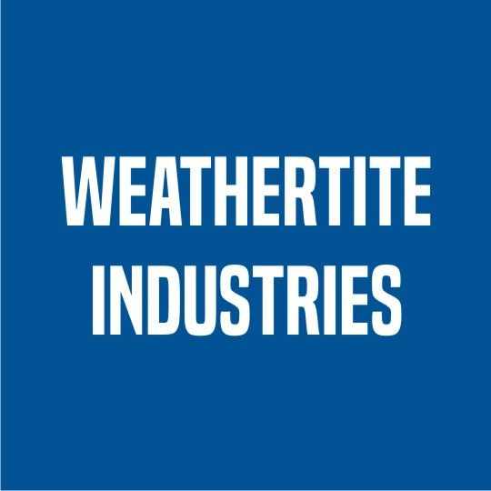 """Weathertite Industries Metal 1"""" x 3' PBR Outside Closure"""