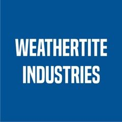 "Weathertite Industries Metal 1"" x 3' PBR Outside Closure"