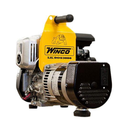 C&R Manufacturing W3000H LD Winco Generator
