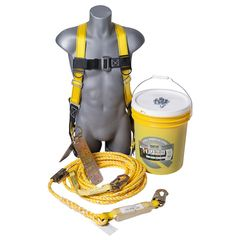 Qualcraft Bucket of Safe-Tie Kit