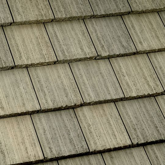 "Eagle Roofing Products 12-3/8"" x 17"" Ponderosa Field Tile Weathered Adobe"