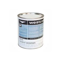 Westcoat Specialty Coating Systems WP-81 Cement Modifier - 1 Gallon Pail