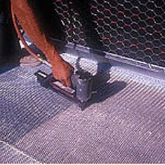 Enduro Products 2' x 9' Galvanized Metal Lath (2.5 Lbs. per Sq. Yd.)