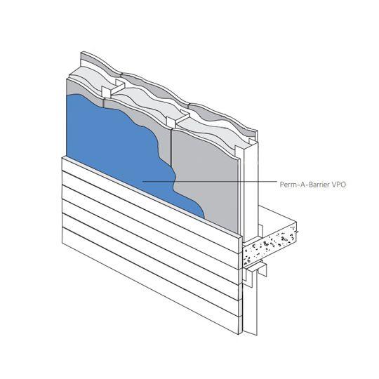 GCP Applied Technologies Perm-A-Barrier® VPO - 55 Gallon Drum