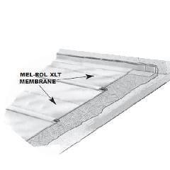 """WR Meadows 38.5"""" x 60' Mel-Rol® XLT Waterproofing Membrane"""