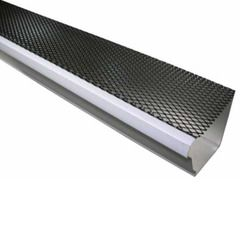 "Berger Building Products 6"" Lock-On Gutter Guard"