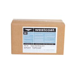 Westcoat Specialty Coating Systems EC-34 Epoxy Topcoat - 1.5 Gallon Kit