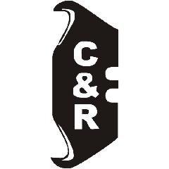 "C&R Manufacturing 36"" Push Fiber Broom with Handle"