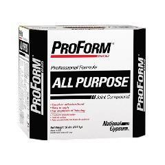 National Gypsum ProForm® All Purpose Pre-Mix Joint Compound - 50 Lb....