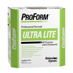 National Gypsum ProForm® Ultra Lite All Purpose Joint Compound - 3.5...