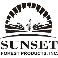Sunset Forest Products #1 CCA Tapersawn Hip & Ridge
