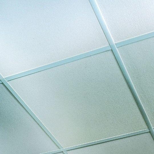 "U.S. Gypsum 1/2"" x 2' x 2' ClimaPlus Smooth Square Edge White"