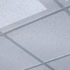 """U.S. Gypsum 5/8"""" x 2' x 2' Radar Square Edge Ceiling Panel"""