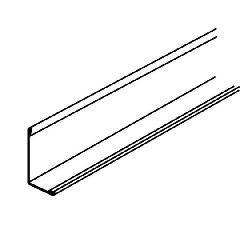"U.S. Gypsum 7/8"" x 12' Wall Mold Angle"