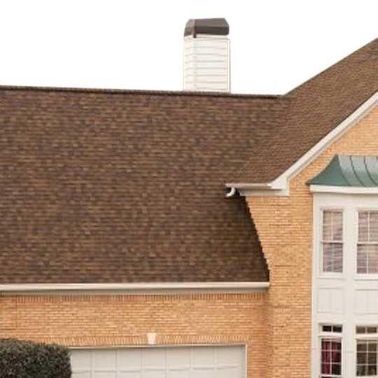 CertainTeed Roofing Landmark® Premium Shingles Heather Blend