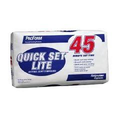 National Gypsum ProForm® Quick Set™ Lite Setting Compound - 45...