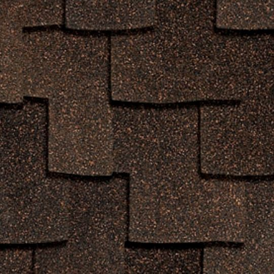 Owens Corning Woodcrest® Shingles Timber